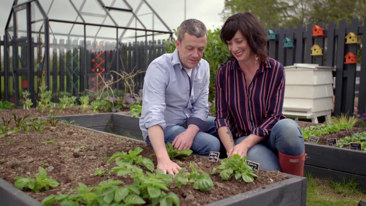 GROW COOK EAT – Potatoes – Episode 1 Part 1 & 2