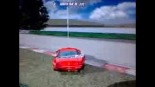 GTR Fia GT Racing Game Pc [Race Accident] Part 1
