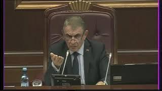 Ֆարմանյանը իր օրինագիծը հանեց քվեարկությունից