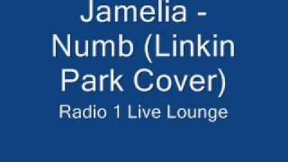 Jamelia - Numb (Linkin Park Cover) Radio 1 Live Lounge