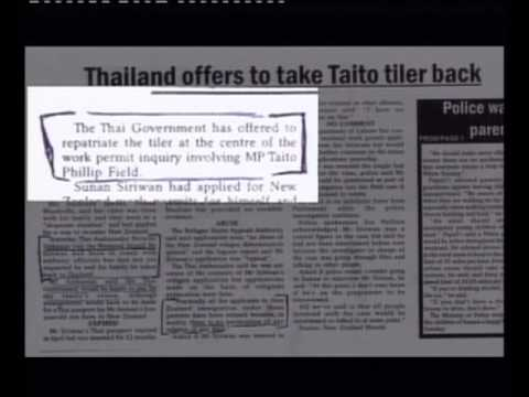 Contradictions between The NZ Herald, Sunan Siriwan's lawyer Olinda Woodroffe and Thailand Embassy