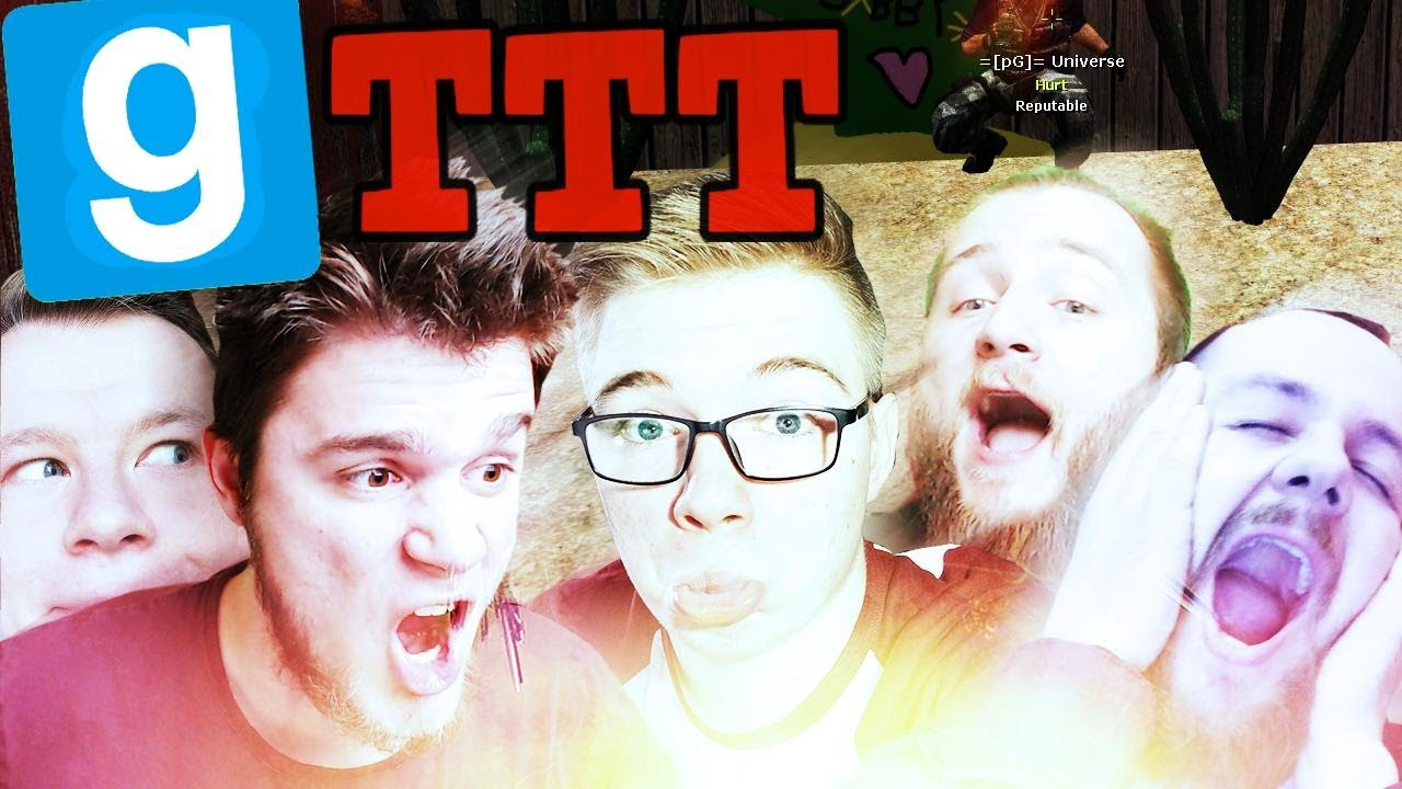 TIPICAL DAY WITH MY FRIENDS! | Garry's mod (With: EKIPA) #651 – TTT [#115] #Bladii