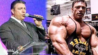 The Voice Of Mr. Olympia Was A Huge Mass Monster - Retired Bodybuilder Then And Now Motivation