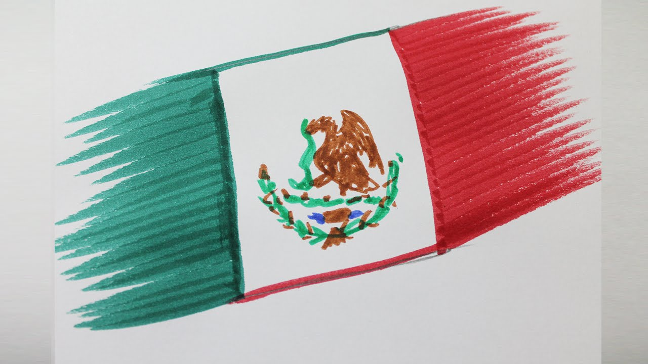 Do Mexican Kids At School Draw The Mexican Coat Of Arms When They Re