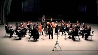 Telemann Viola Concerto, 2nd movement