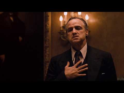 El Padrino - Discurso de Vito Corleone (Doblaje y Redoblaje español)