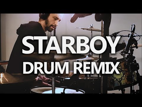 Caio Gomes - Starboy (Drum Remix)