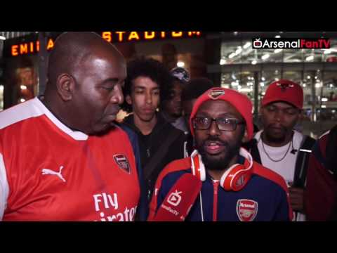 Arsenal vs Chelsea 3-0 | Ty Pays Tribute to Arsene Wenger for his 20 Years