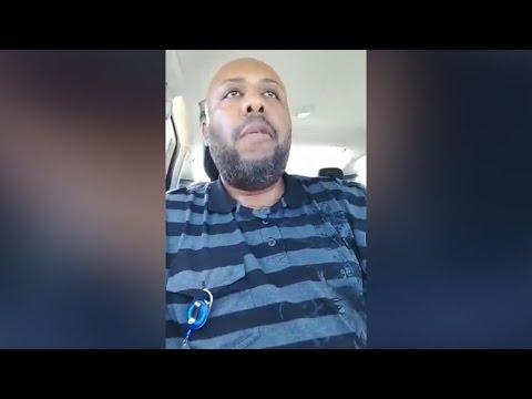 GRAPHIC RAW VIDEO - Steve Stephens