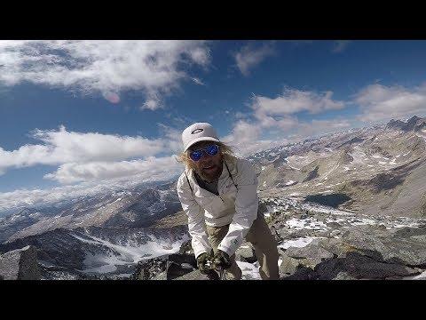 John Muir Trail & all 15 Side Trips to Mountain Peaks in Elizabeth Wenk Guidebook
