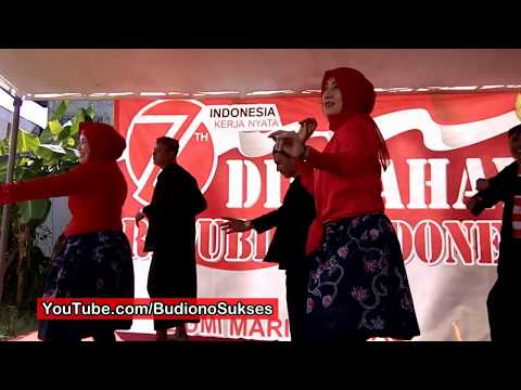 Tari Tradisional Tanduk Majeng Ole Olang Ngapoteh Madura
