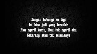 Wali - Yank (lirik)