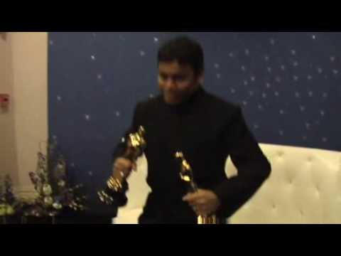 A.R.Rahman wins Two Oscars and receives honor