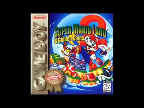 Super Mario Land 2 remixed - 11 - Seashore