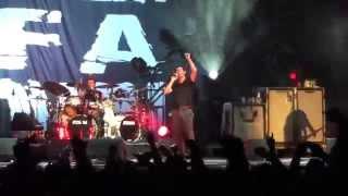 System Of A Down: Soldier Side intro /B Y O B Live @Amnesia Rockfest 2015