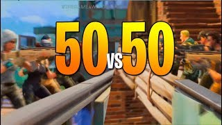 50 vs 50 *NUEVO* MODO de JUEGO FORTNITE: Battle Royale