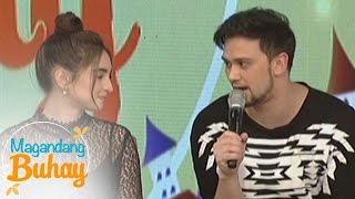 Magandang Buhay: Congrats Billy and Coleen!
