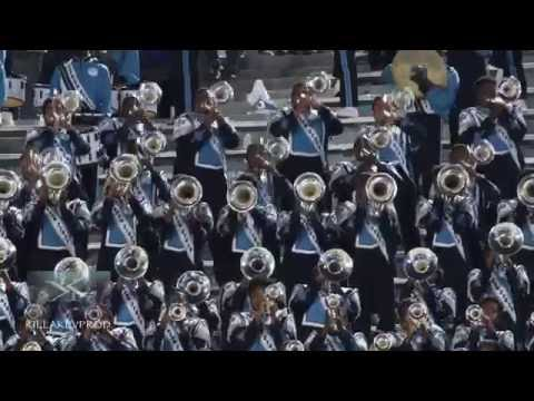 Jackson State University Marching Band - Scared of the Dark - 2016