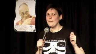 Josie Long - Trying is Good (4/6)