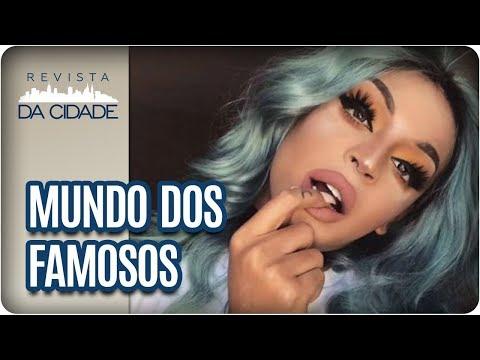 Pabllo Vittar , William Bonner E Susana Vieira - Revista Da Cidade (12/09/2017)