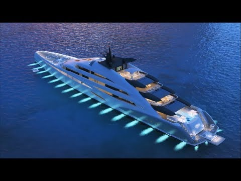 Top 10 Future Luxury Yachts You Must See