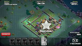 Night Witch 3 stars attack strategy