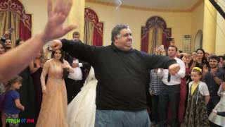"""Горцы от ума"" на свадьбе Омара Алибутаева"