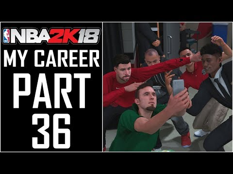 """NBA 2K18 - My Career - Let's Play - Part 36 - """"Backstage Selfie With Fans"""""""