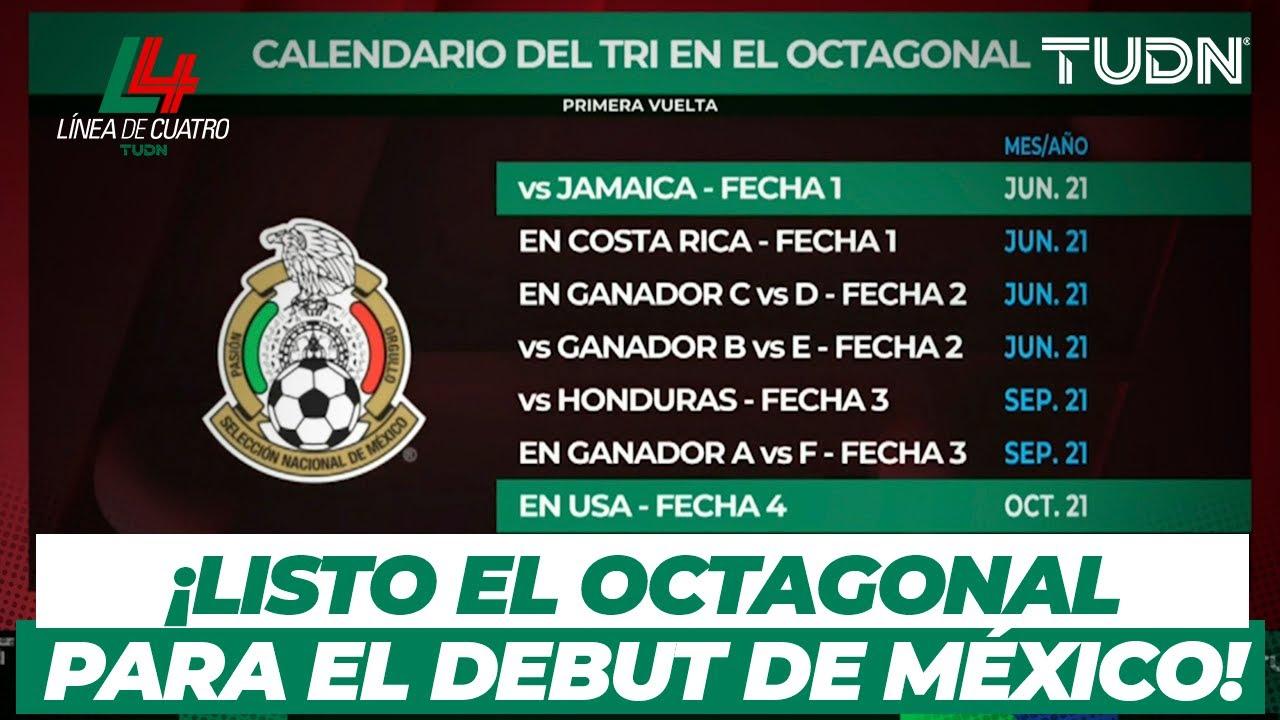 Download ¡Qatar 2022! Listo el Octagonal y el calendario de la Selección de México | TUDN