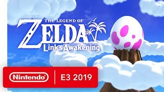 Download The Legend of Zelda: Link's Awakening - Nintendo Switch Trailer - Nintendo E3 2019 Mp3 and Videos