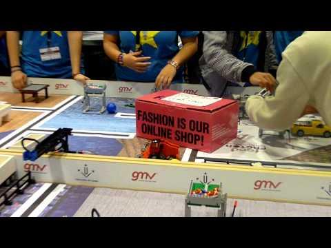 Un sábado de colaboración con la primera edición de la First Lego League en Lleida