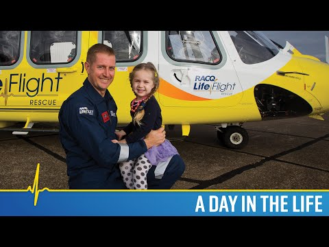 A Day in the Life of a LifeFlight helicopter co-pilot