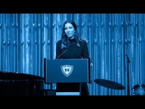 Yeshiva University's 93rd Annual Hanukkah Dinner: Changemakers