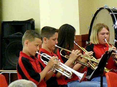 Stidham Public School Beginning Band