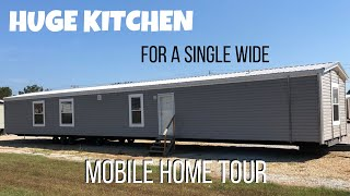 Mobile Home | The Richmond by Hamilton Homebuilders 16x80 3 bed 2 bath | Mobile Home Masters