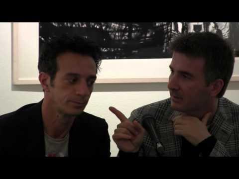 Press conference with Italian comedic duo SALVATORE FICARRA and VALENTINO PICONE