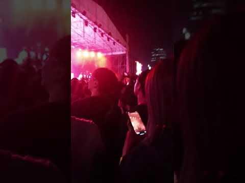 คอนเสิร์ต BMTH BKK @show Dc Arena(3)