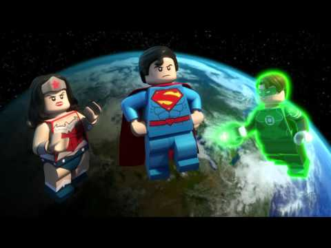"LEGO DC Comics Super Heroes - Justice League: Cosmic Clash - ""All the Time"""