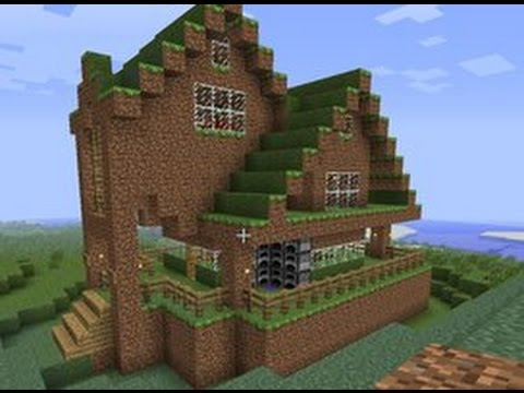 How To Build A Cool Castle In Minecraft Xbox