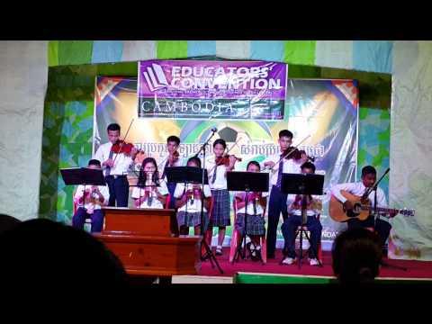 Sihanoukville Baptist Bible Academy Presentation