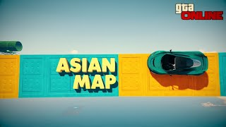 GTA5 Азиатская супер-карта GamerJohnBilly1 3%