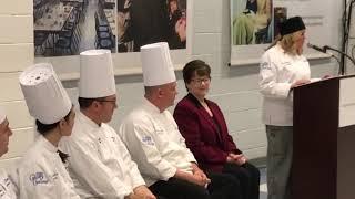 Eva's Culinary School-Lisa's Valedictorian Speech