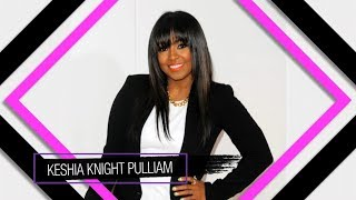 Wednesday on 'The Real': Keshia Knight Pulliam