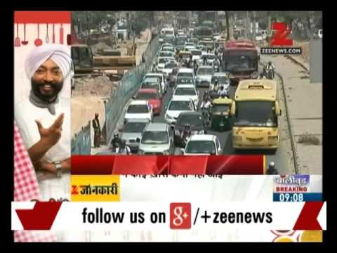 Delhi pollution: Govt proposes 'odd/even' number formula for cars