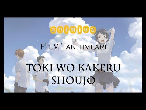 Film Tanıtımları: Toki wo Kakeru Shoujo