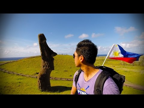 Rapa Nui CHILE (Where on Earth is Rinell?)