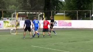 Старт дан! В Кургане прошли первые игры 12-го турнира по дворовому футболу