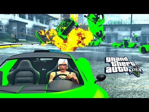 GTA 5 ONLINE - FUNNY MOMENTS WITH SUBSCRIBERS PART 2