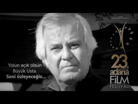 23.Uluslararası Adana Film Festivali -Tarık AKAN'ı Anma