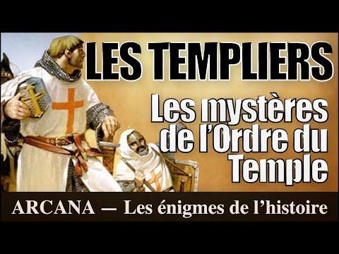 Mystère de l'ordre du Temple - Les Mystères du Monde